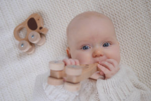 baby wooden toy
